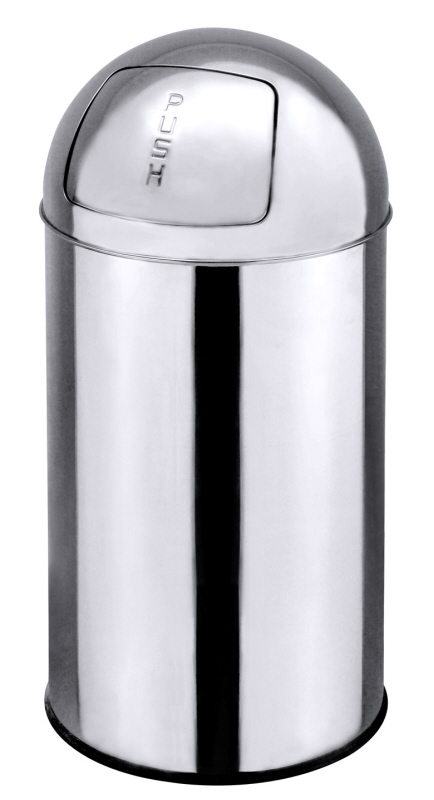 Push-Abfallbehälter 40 l