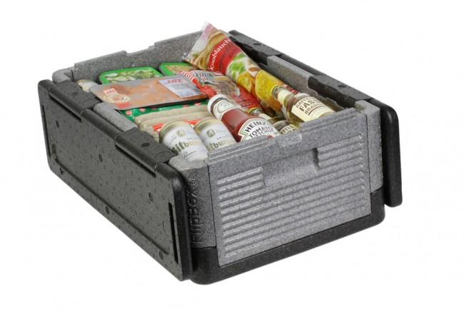 Flip-Box big, klappbare Isolierbox, GN1/1