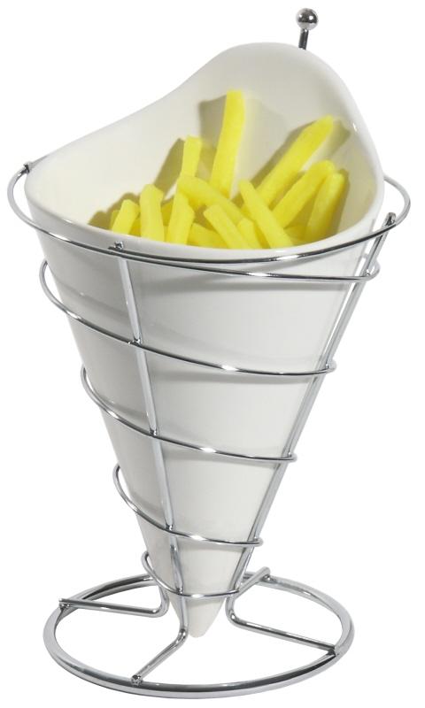 Pommestütenhalter