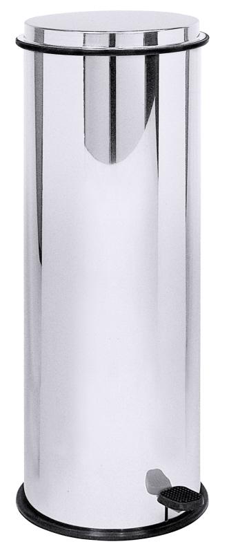 Tretabfallbehälter 25 l mit herausnehmbarem Stahlbehälter