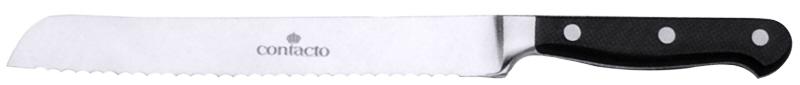 """Brotmesser 8,25"""" mit Melamin Griff"""