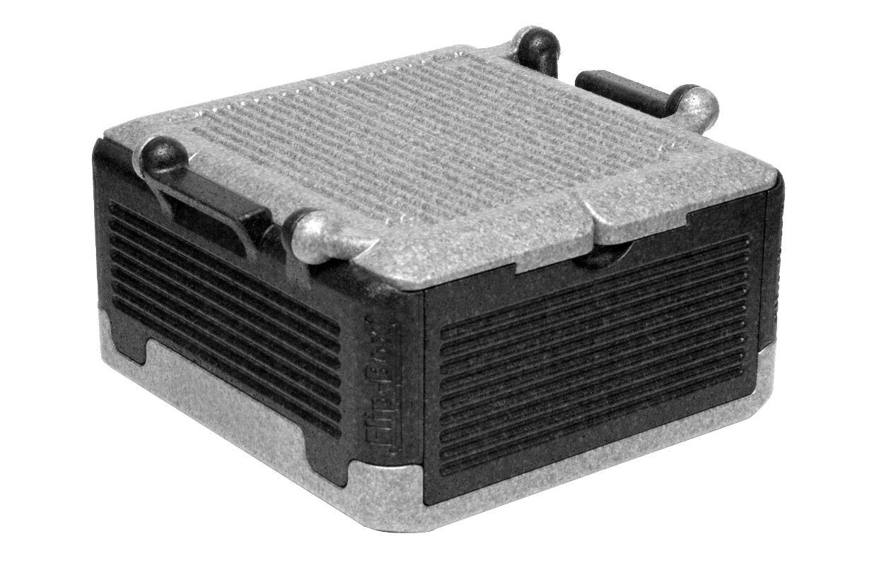Flip-Box Premium, klappbare Isolierbox, Inhalt 25 Liter