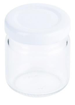 8 Stück Marmeladenglas 50 ml