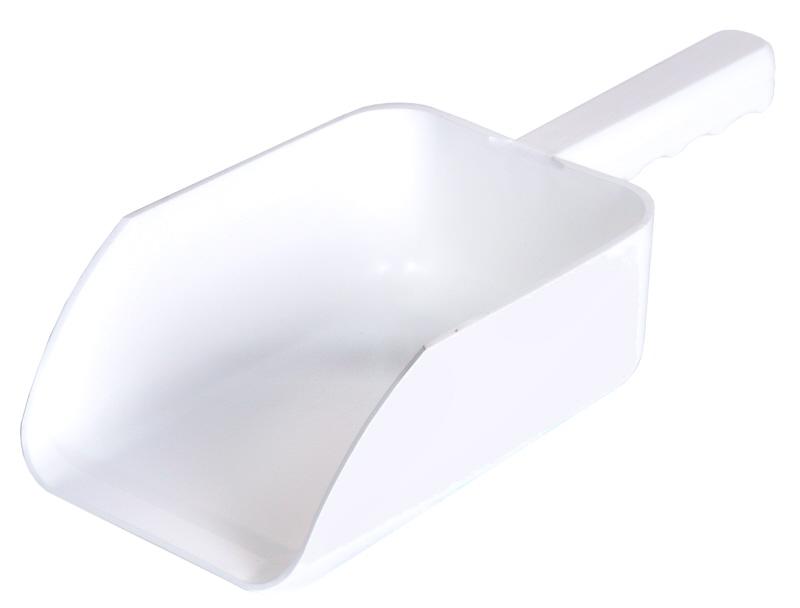 Allzweck-Schaufel, weiß 28,5cm