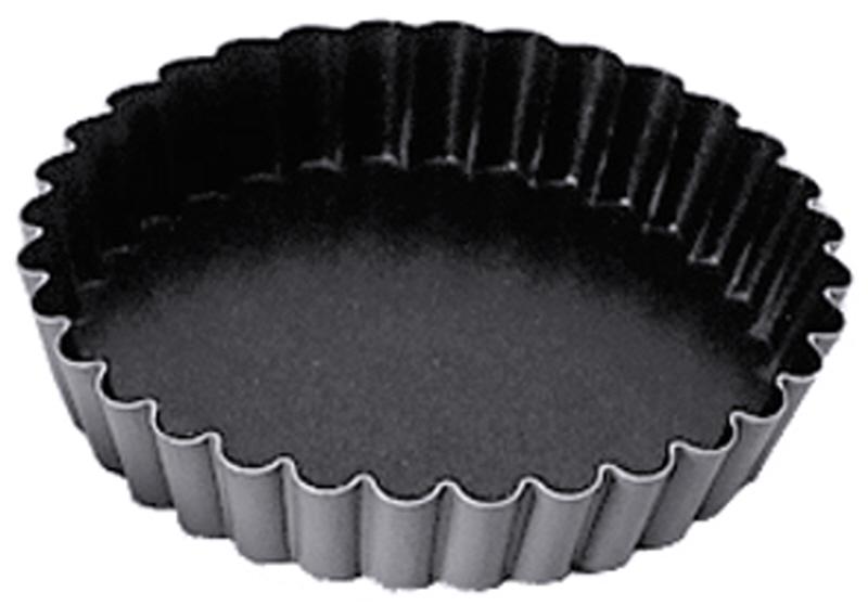 Antihaft-Obsttörtchenform EXOPAN-beschichtet 10,5 cm