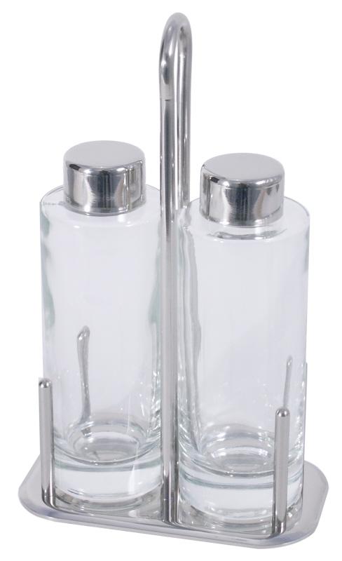 Ersatzglas komplett für Öl für Menagen-Serie 888