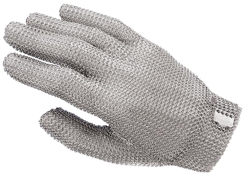 Stechschutzhandschuh, einzeln Größe 3 L (blau)