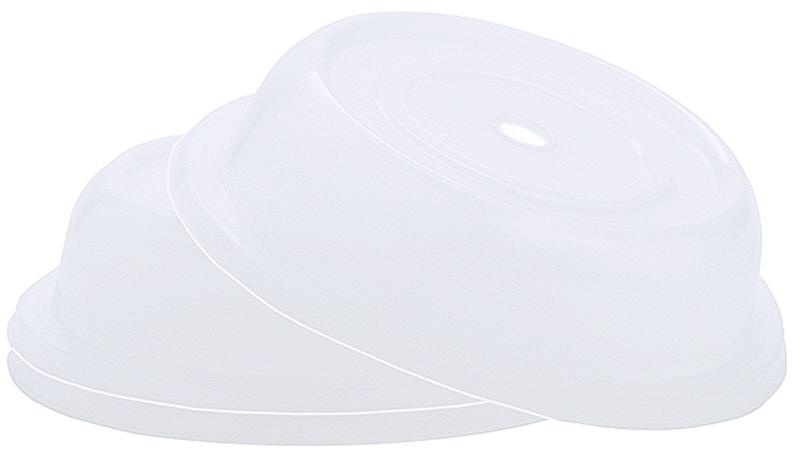 Tellerglocke 25,3 cm transparent