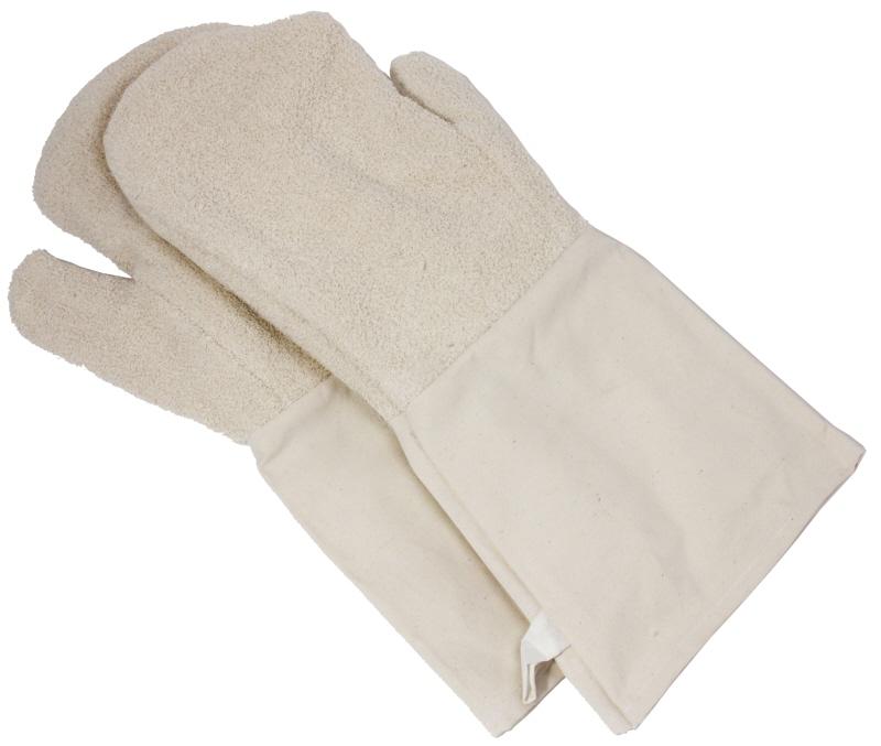 Paar Backhandschuhe